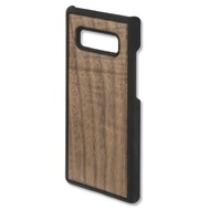 4smarts Clip-On Cover Trendline Wood für Samsung Galaxy Note8 walnuss