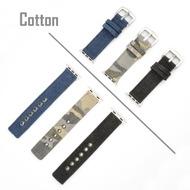 4smarts Cotton Armband für Apple Watch Series 4 (44mm) & Series 3/ 2/ 1 (42mm) camouflage