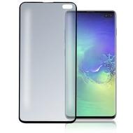 4smarts Curved High Flex Displayschutz mit Fingerprint Erkennung für Samsung Galaxy S10+ schwarz
