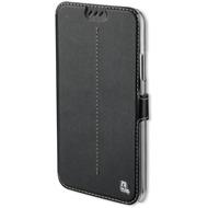 4smarts Flip-Tasche SUPREMO für iPhone X - schwarz