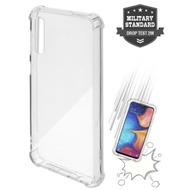4smarts Hard Cover IBIZA für Samsung Galaxy A50 transparent