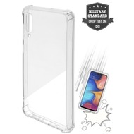 4smarts Hard Cover IBIZA für Samsung Galaxy A70 transparent