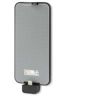 4smarts PowerClip Powerbank 3.000mAh Lightning für iPhone - schwarz