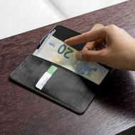 4smarts Premium Flip-Tasche URBAN für Samsung Galaxy S10+ all-black