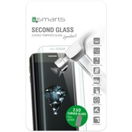 4smarts Second Glass 2.5D Curved Colour Rim für iPhone 7 schwarz