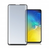"4smarts Second Glass Curved Colour Frame ""Case friendly"" für Samsung Galaxy S10e schwarz"