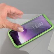 4smarts Second Glass Curved Colour Frame Easy-Assist für Samsung Galaxy S8 schwarz