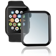 4smarts Second Glass Curved Colour Frame für Apple Watch Series 4 (40 mm) schwarz