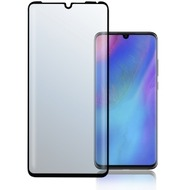 4smarts Second Glass Curved Colour Frame für Huawei P30 Pro schwarz
