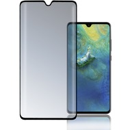 4smarts Second Glass Curved Colour Frame, Huawei Mate 20, schwarz