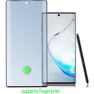 4smarts Second Glass UltraSonix mit Colour Frame für Samsung Galaxy Note 10
