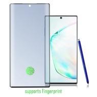 4smarts Second Glass UltraSonix mit Colour Frame für Samsung Galaxy Note 10+