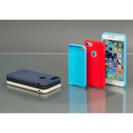 4smarts Silikon Case CUPERTINO für iPhone X - grau