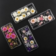 4smarts Soft Cover Glamour Bouquet für Huawei P20 pink/ gold