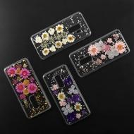 4smarts Soft Cover Glamour Bouquet für Samsung Galaxy S9+ violett/ pink/ silber
