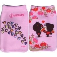 J-Straps Socke, Pucca Charming