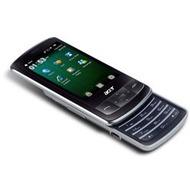 Acer beTouch E200, schwarz