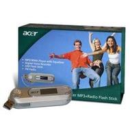 Acer MP3 + Radio Flash Stick 128MB