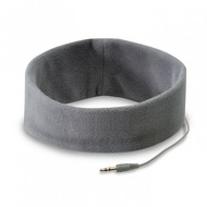 AcousticSheep SleepPhones Classic 3,5mm Audio Größe XL grau SC5GL