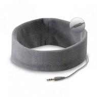 AcousticSheep SleepPhones Microphone 3,5mm Audio Größe M grau SM5GM