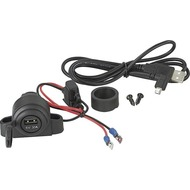 ACV Spannungswandler 12V --> 5V/ 3A inkl. 1 m USB-Kabel