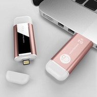 ADAM Elements iKlips Lightning Flashspeicher - 64 GB - rosegold