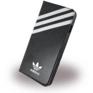 adidas ADIDAS-005609 - Book Cover /  Hülle /  Handytasche - Apple iPhone 6 Plus, 6s Plus - Schwarz