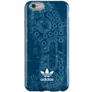 adidas Basics Blue Sole for iPhone 6/ 6s blau