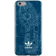 adidas Basics Blue Sole for IPHONE 6 PLUS/ 6S PLUS blau