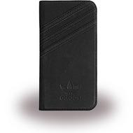 adidas Basics - Book Cover - Samsung Galaxy S7 - Schwarz/ Schwarz