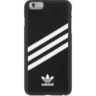 adidas Basics Moulded Case for iPhone 6/ 6s Plus black/ white