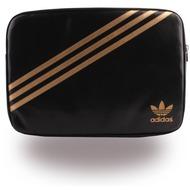 adidas Basics - Sleeve/ Hülle/ Tablettasche - 15 Zoll Tablets - Schwarz/ Gold