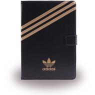 adidas Book Cover /  Hülle /  Tablettasche mit Ständer - 10-11 Zoll Tablets - Schwarz/ Gold