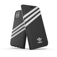 adidas OR Booklet Case PU FW19 for iPhone 11 black/ white