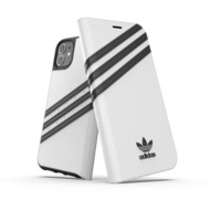 adidas OR Booklet Case PU FW19 for iPhone 11 white/ black