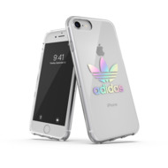 adidas OR Clear Case Entry FW19 for iPhone 6/ 6S/ 7/ 8 holographic