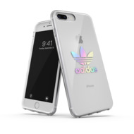 adidas OR Clear Case Entry FW19 for iPhone 6+/ 6s+/ 7+/ 8+ holographic