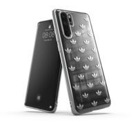adidas OR Clear Case Entry FW19 for P30 Pro silvermetallic colored