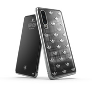 adidas OR Clear Case Entry FW19 for P30 silvermetallic colored