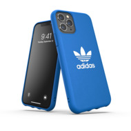 adidas OR Moulded Case Basic FW19 for iPhone 11 Pro bluebird/ white