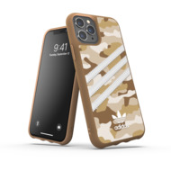 adidas OR Moulded Case Camo Woman FW19 for iPhone 11 Pro raw gold