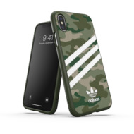 adidas OR Moulded Case Camo Woman FW19 for iPhone X/ Xs raw green
