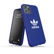 adidas OR Moulded Case Canvas FW19 for iPhone 11 Pro power blue
