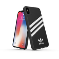 adidas OR Moulded Case PU FW18/ FW19 for iPhone XS Max black/ white