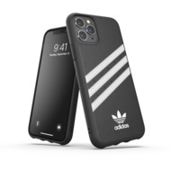 adidas OR Moulded Case PU FW19 for iPhone 11 Pro black/ white