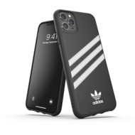 adidas OR Moulded Case PU FW19 for iPhone 11 Pro Max black/ white