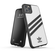 adidas OR Moulded Case PU FW19 for iPhone 11 Pro Max white/ black