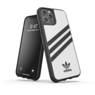adidas OR Moulded Case PU FW19 for iPhone 11 Pro white/ black