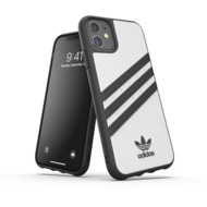 adidas OR Moulded Case PU FW19 for iPhone 11 white/ black