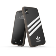 adidas OR Moulded Case PU Gumsole SS19 for iPhone X/ Xs black/ white